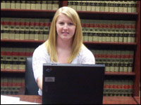 HPU Senior Spends Time In Court During Summer Internship
