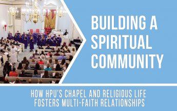Building a Spiritual Community