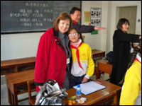 HPU Professor Participates In Education Forum In China
