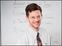 HPU Promotes Franks To Associate Professor Of Religion