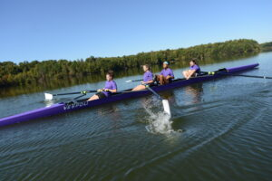 High Point University's Club Rowing Team
