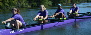 HPU's New Club Rowing Team Pushes for Success