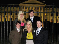 HPU College Republicans Travel To Washington, D.C. To Hear National Leaders