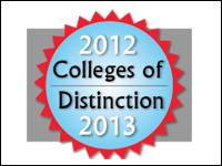 HPU Recognized Among Elite in Colleges of Distinction for Second Year