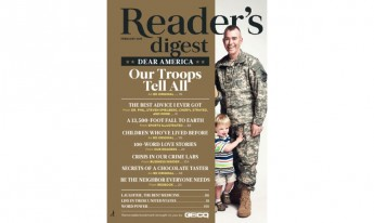 Collin and Ernest Featured in Reader's Digest