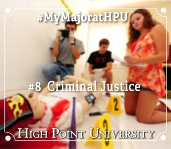#MyMajorAtHPU: Criminal Justice
