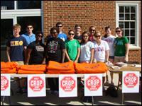 HPU Hosts Community-Wide Crop Walk To End Hunger