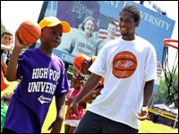 HPU Helps Kids Practice Healthy Habits As Part Of D-Up's 'Summer Kick-Off Fun Day'