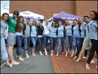 HPU Students Go Barefoot For A Good Cause