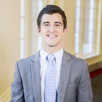 Class of 2017: Derek Vadnais Works as Investment Specialist for Merrill Lynch
