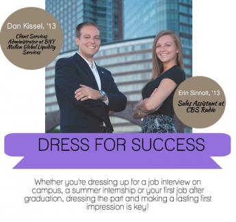National Business Etiquette Week – Dress for Success