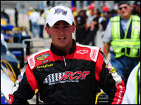 Austin Dillon Drives HPU Chevrolet In Nationwide Race