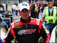 Austin Dillon Drives HPU Chevrolet In Nationwide Race