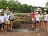 Students Return from Researching Biodiversity in Ecuador