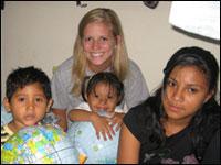 HPU Rising Junior Gets Experience Helping Orphans In El Salvador