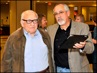 Ed Asner Returns For Screening Of Film Directed By HPU Professor