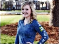 Student Hosts Successful Bone Marrow Drive