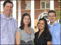 Student Team Helps Zaki Oriental Rugs Win Business Ethics Award