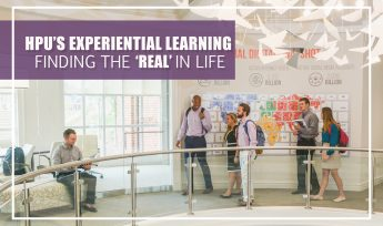 HPU's Experiential Learning: Finding the 'Real' in Life