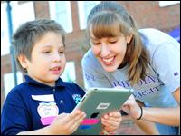 HPU Hosts Fun, Educational Fall Festival for Montlieu Elementary Students