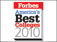 HPU Ranks In Top 7 Percent Nationally In Forbes.com 'America's Best Colleges'