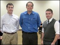 Local Business Executive Addresses Business Student Association At HPU