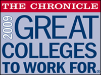 HPU Included In The Chronicle Exclusive 'Great Colleges To Work For' List