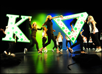 Fraternities and Sororities Showcase Talents For A Good Cause