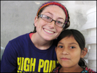Students Give Time and Effort to Families in Guatemala during Fall Break