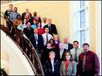 HPU Hosts Guilford County Principals For Special Meeting