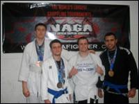 HPU Brazilian Jiu-Jitsu Club Captures Medals At National Tournament