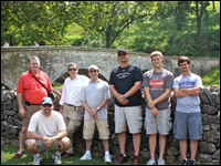 HPU History Professor Takes Class On Historical Field Trip To Battlegrounds