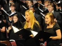 HPU Welcomes Holiday Season with Annual Holiday Choral Concert