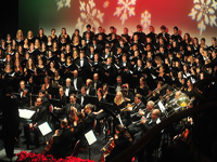 HPU Presents Annual Holiday Choral Concert