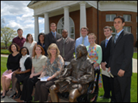 HPU Students Receive Academic, Student Life Awards On Honors Day
