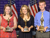 HPU Recognizes Outstanding Students at Honors Day Ceremony