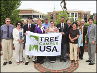 HPU Celebrates Arbor Day by Installing more than 400 New Plants and Trees