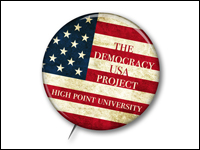 HPU Democracy USA Button large