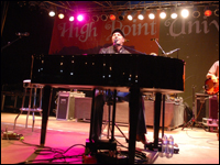 Gavin DeGraw Performs At HPU's Vert Stadium As Part Of Panther Palooza