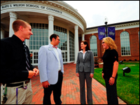HPU Students Get Visit From N.C. State Treasurer