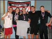 HPU Brazilian Jiu Jitsu Club Takes Home Honors At Holiday Tournament In Charlotte