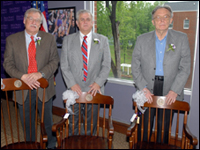 HPU Holds Luncheon To Honor Retiring Faculty