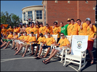 Lambda Chi Alpha Fraternity Holds Philanthropy Event At HPU