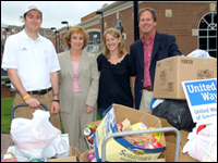 HPU Student Government Association Holds End-Of-Year Food And Furniture Drives
