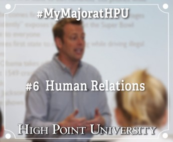 My Major At HPU: Human Relations