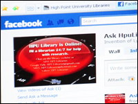 HPU Libraries Utilize Social Media And Late Night Hours To Help Students Stay In Touch