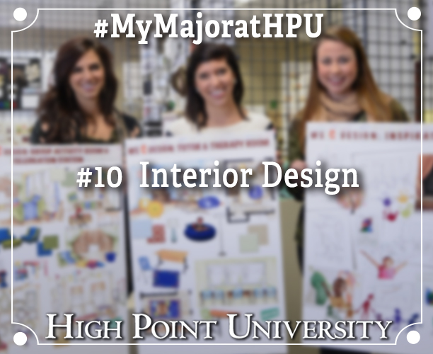 Mymajorathpu Interior Design High Point University High Point Nc