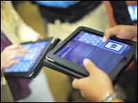 Professors Receive Second Koch Grant to Continue Development of Economics iPad App