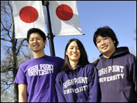 A Wish For Japan: HPU Students Use Ancient Tradition To Support Relief Efforts