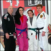 HPU's Brazilian Jiu Jitsu Team Attends Seminar